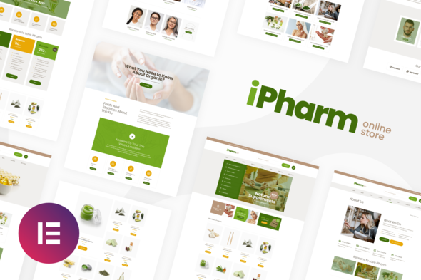 Review: iPharm - Online Pharmacy Woocommerce Elementor Template Kit free download Review: iPharm - Online Pharmacy Woocommerce Elementor Template Kit nulled Review: iPharm - Online Pharmacy Woocommerce Elementor Template Kit