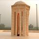 Shahidlar Monument 3D - Azerbaijan - 3DOcean Item for Sale