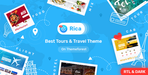 Review: Rica- Bootstrap 4 & 5 Travel , Tours , Hotels & Restaurants Site Template free download Review: Rica- Bootstrap 4 & 5 Travel , Tours , Hotels & Restaurants Site Template nulled Review: Rica- Bootstrap 4 & 5 Travel , Tours , Hotels & Restaurants Site Template
