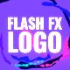 Liquid Flash FX Logo - VideoHive Item for Sale