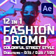 Colorful Street Style Fashion Promo - VideoHive Item for Sale