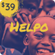 Helpo | Fundraising & Charity WordPress Theme - ThemeForest Item for Sale