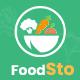 Foodsto : Grocery & Food Store WordPress Theme - ThemeForest Item for Sale