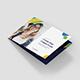 Brochure – Event Business Bi-Fold A5 Landscape - GraphicRiver Item for Sale