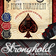 Download Vintage Poker Flyer Template from GraphicRiver