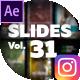 Instagram Stories Slides Vol. 31 - VideoHive Item for Sale