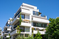 White upscale apartment building - PhotoDune Item for Sale