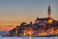 View to the beautiful old town of Rovinj - PhotoDune Item for Sale