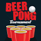 Beer Pong Tournament - GraphicRiver Item for Sale