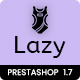 Lazy - Lingerie Store Prestashop 1.7 Responsive Theme - ThemeForest Item for Sale
