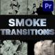 Real Smoke Transitions | Premiere Pro MOGRT