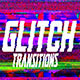 Drag-N-Drop Glitch Transitions - VideoHive Item for Sale