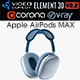 Apple AirPods MAX all colors - 3DOcean Item for Sale