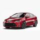Toyota Corolla 2020 - 3DOcean Item for Sale