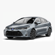Toyota Corolla Hybrid 2020 - 3DOcean Item for Sale