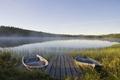 Boats in lake tevsjon - PhotoDune Item for Sale