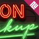 Neon Sign Effect - Premium Collection - GraphicRiver Item for Sale