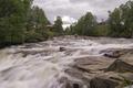 Rapids in the Ljusnan - PhotoDune Item for Sale
