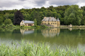 View over a lake near Orval - PhotoDune Item for Sale