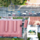 Aerial View Of Singapore City Traffic - VideoHive Item for Sale