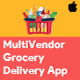 Freshly IOS- Native Multi Vendor Grocery, Food, Pharmacy, Delivery Mobile App with Admin Panel - CodeCanyon Item for Sale
