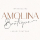Amolina Boutique Font Duo - GraphicRiver Item for Sale