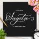 Sagita Script - GraphicRiver Item for Sale