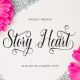 Story Heart - GraphicRiver Item for Sale