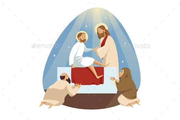 Lazarus Resurrection Bible Religion