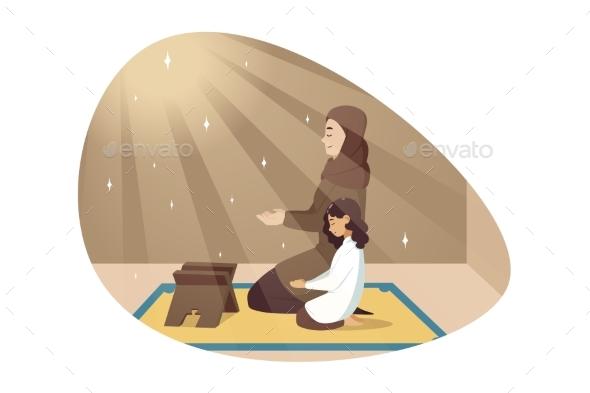 Religion Islam Leisure God Allah Motherhood