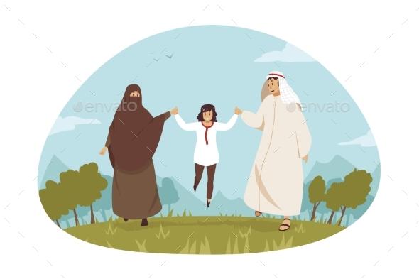 Family Love Fatherhood Motherhood Recreation