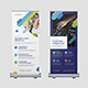 Roll Up Banner – Event Business - GraphicRiver Item for Sale
