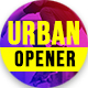 FCPX Urban Opener - VideoHive Item for Sale