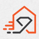 Diamond House Logo - GraphicRiver Item for Sale