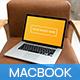 MacBook Pro Retina 15 Minimalistic Interior Hi-Res Mockup - GraphicRiver Item for Sale