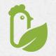 Eco Chicken Farm Logo - GraphicRiver Item for Sale