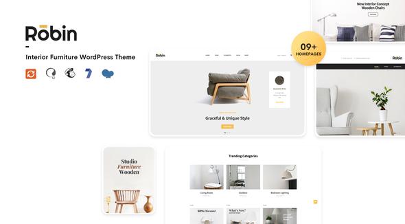 Review: Robin - Furniture Shop WooCommerce WordPress Theme free download Review: Robin - Furniture Shop WooCommerce WordPress Theme nulled Review: Robin - Furniture Shop WooCommerce WordPress Theme