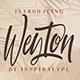 Weyton - Script Font - GraphicRiver Item for Sale