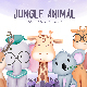 Jungle Animal Vol.1 - GraphicRiver Item for Sale