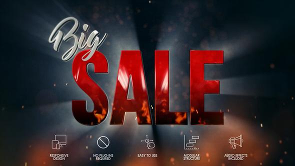 Big Sale Commercial