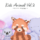 Kids Animal Collection Vol.2 - GraphicRiver Item for Sale