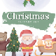 Christmas Clipart Character Set - GraphicRiver Item for Sale