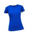 Female t-shirt isolated on white - PhotoDune Item for Sale