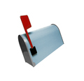 Mailbox isolated on white - PhotoDune Item for Sale