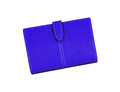 Blue Wallet isolated on white - PhotoDune Item for Sale