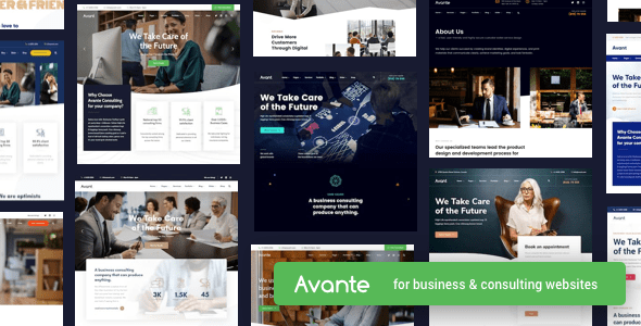 Avante Business Consulting