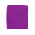 purple napkin isolated on white - PhotoDune Item for Sale