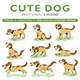Cute Dog - GraphicRiver Item for Sale