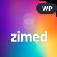 Zimed - App Landing WordPress Theme - ThemeForest Item for Sale