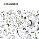 Ecommerce Isometric Banner Illustration - GraphicRiver Item for Sale